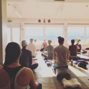 Nøsen Yoga retreat