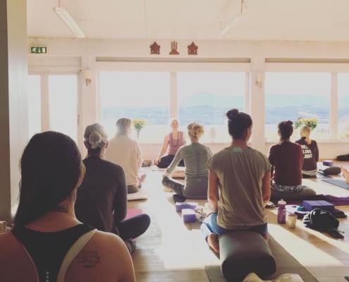 Nøsen Yoga retreat